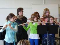 fluitklas